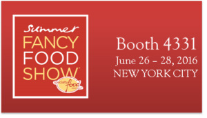 Booth 4331 June 26 - 28, 2016 New York City