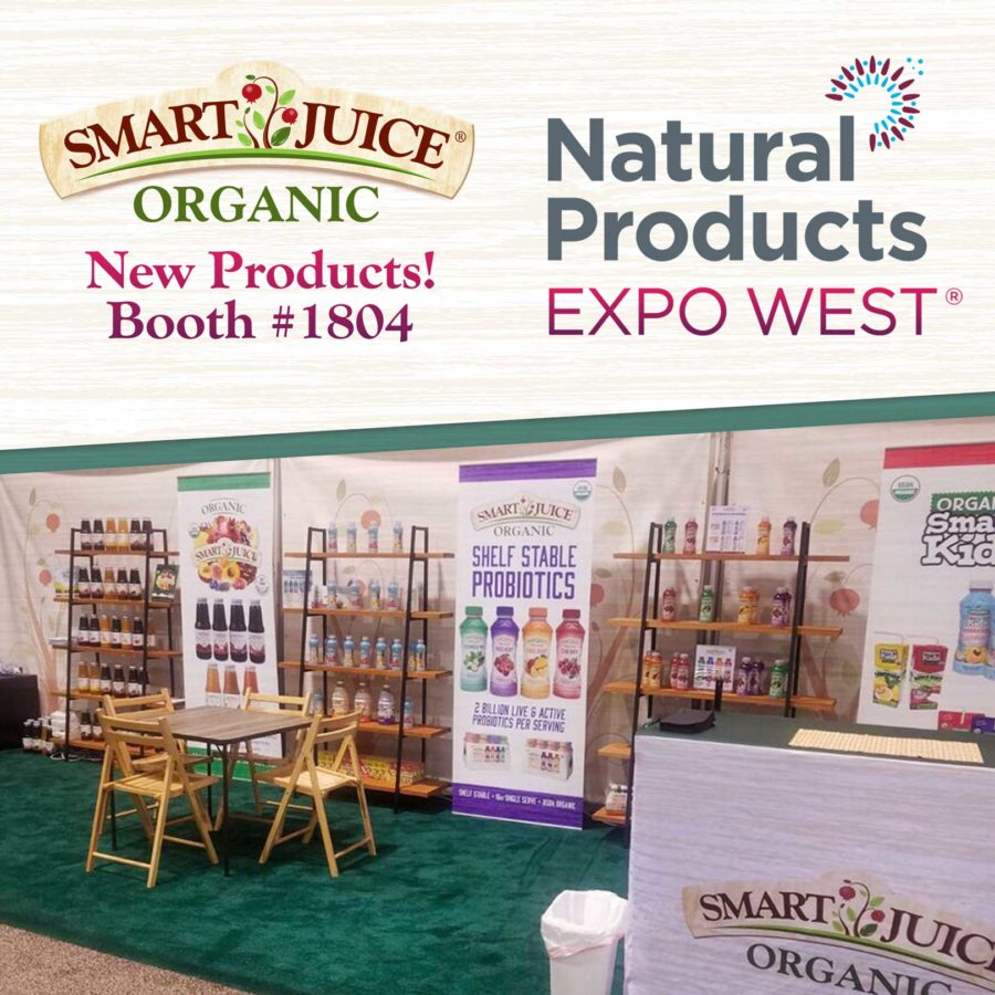 Smart Juice on Instagram: Expo West 2019