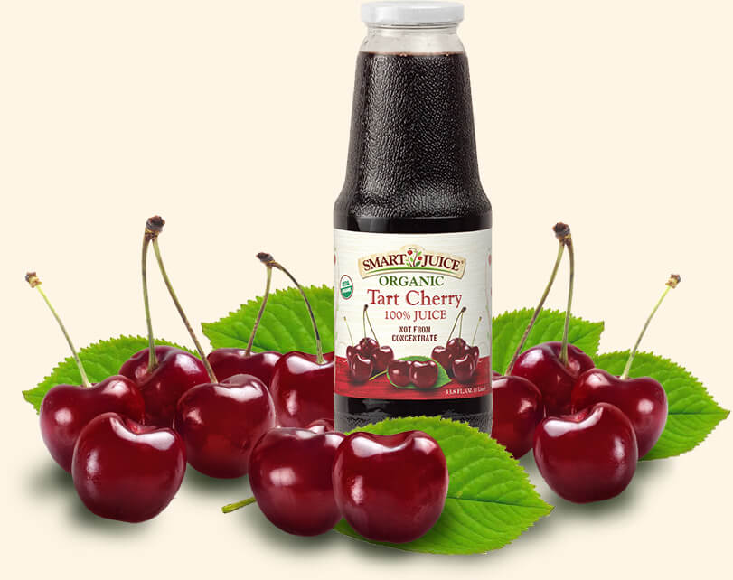 Smart Juice Organic Tart Cherry