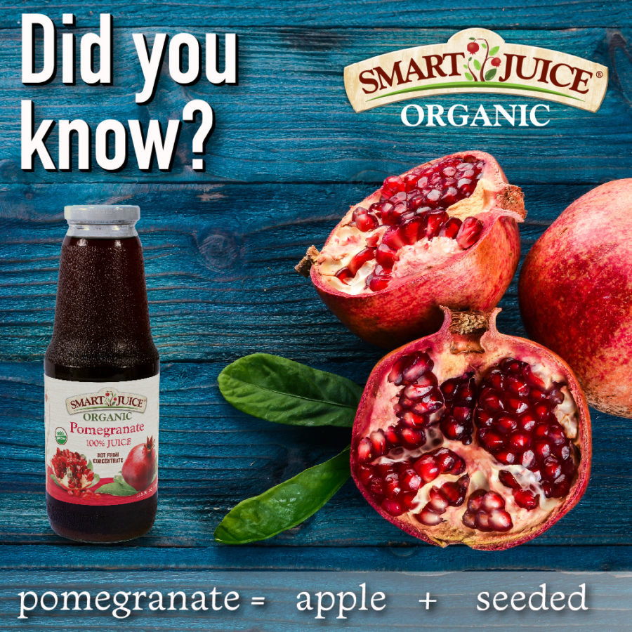 "The origin of ""Pomegranate"""